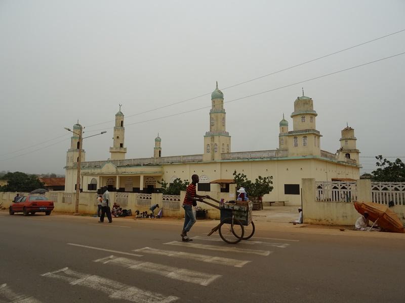 Moschee in Abengourou