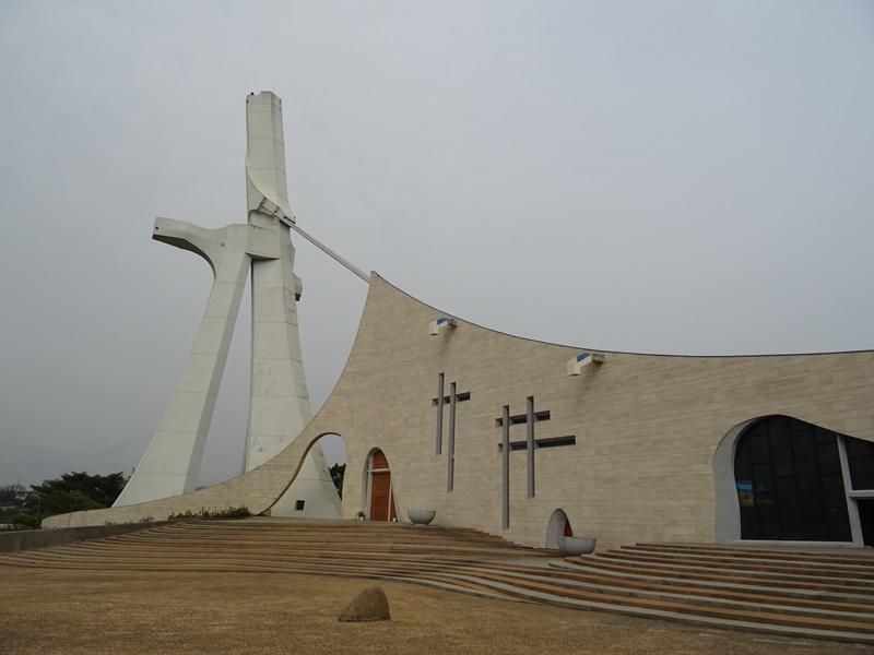 Abidjan Kathedrale