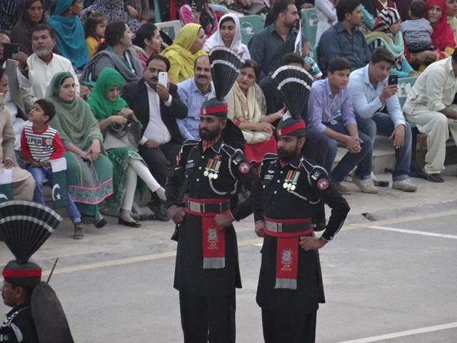 Waga Border Zeremonie