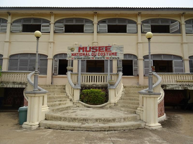 Kostümmuseum Bassam