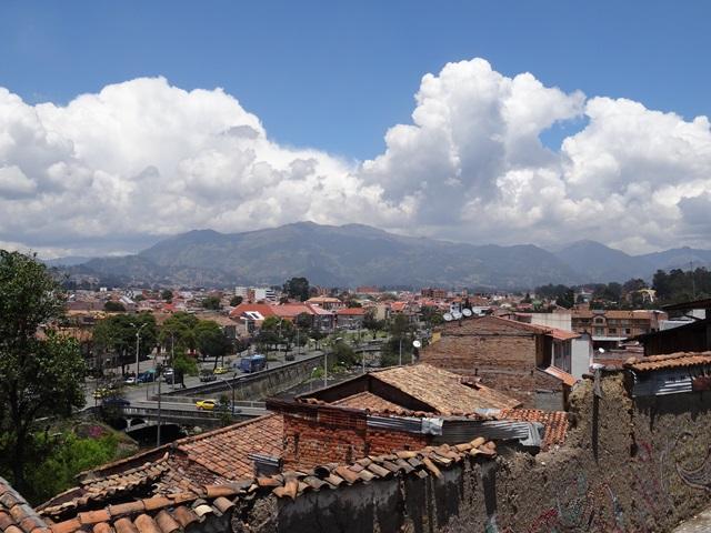 Cuenca Kolonialstadt