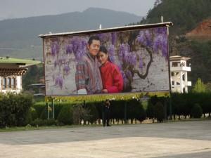 König von Bhutan