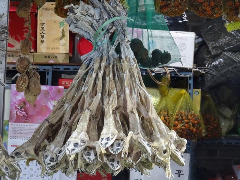 Markt in Korea
