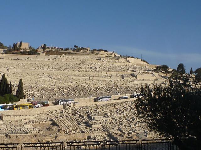 Jerusalem, Ölberg