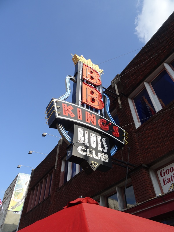 Memphis, BB King