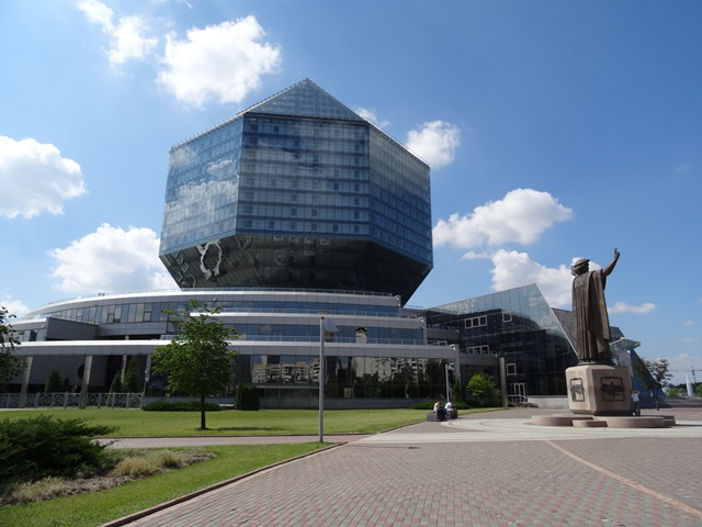 Bibliothek Minsk
