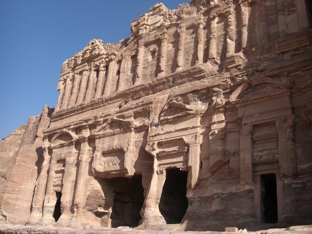 Königsgräber Petra