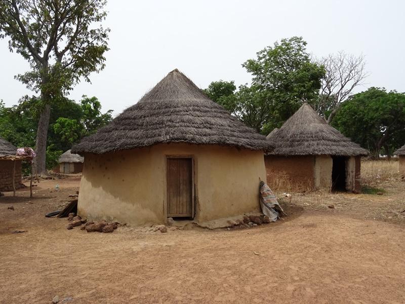 Fulbe Dorf