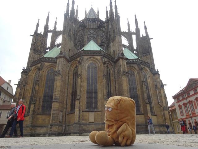 Bernd das Brot in Prag