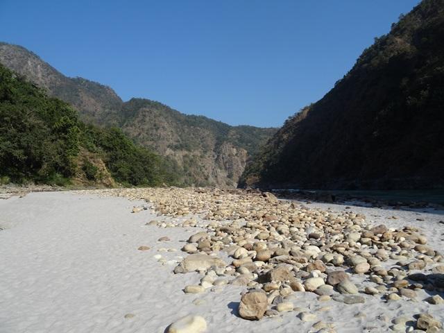 Ganges Ufer
