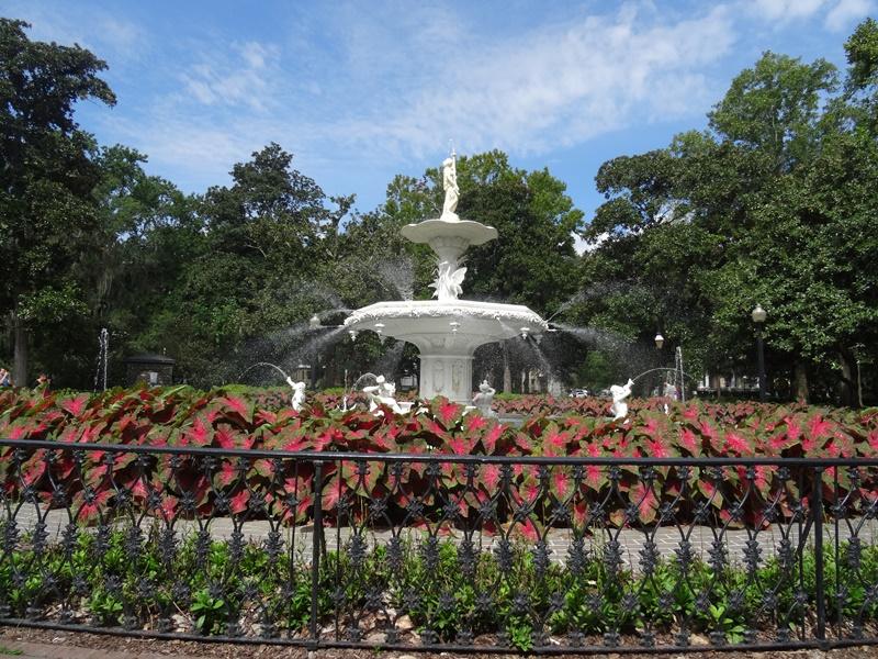 Savannah, Forrest Gump Park