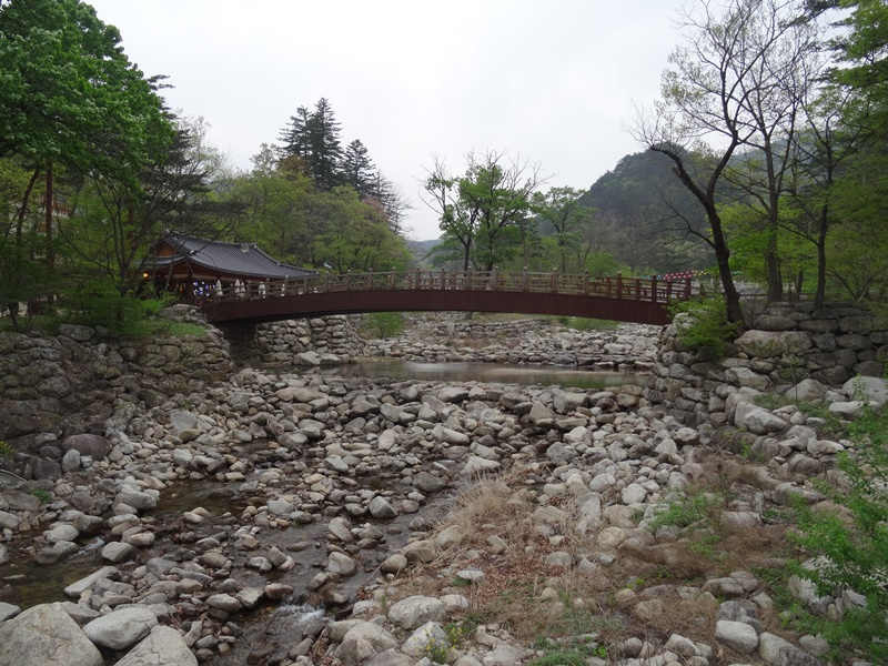 Seoraksan Nationalpark
