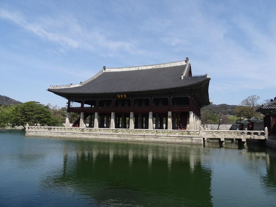 Kaiserpalast Seoul