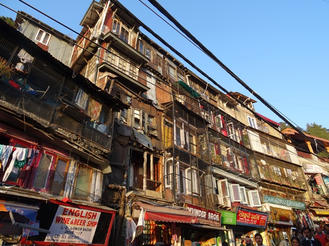 Shimla Lower Bazaar