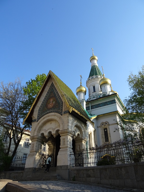 Kirche in Sofia