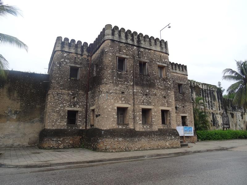 Festung Stone Town