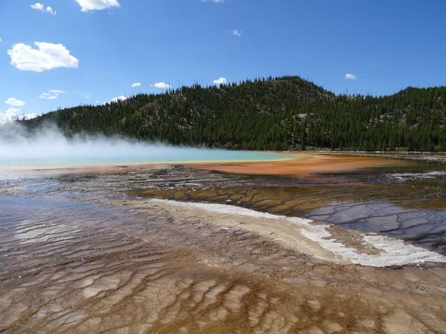 Yellowstone Geysir